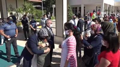 caga -  Vali Münir Karaloğlu Diyarbakır'a uğurlandı