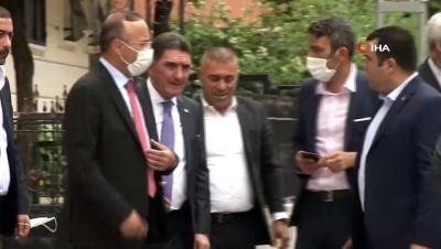 AK Partili milletvekillerinden Barış Çakan'ın ailesine taziye ziyareti