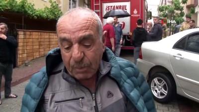 gorgu tanigi -  Freni tutmayan otomobil apartmanın bahçesine daldı: 1 yaralı