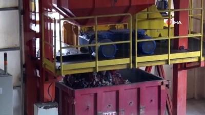Mersin'de bir yılda 2 bin ton tıbbi atık bertaraf edildi