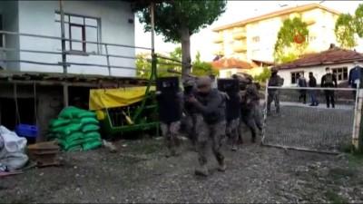 catisma -  Başkent'te terör örgütü DEAŞ'a operasyon: 24 gözaltı