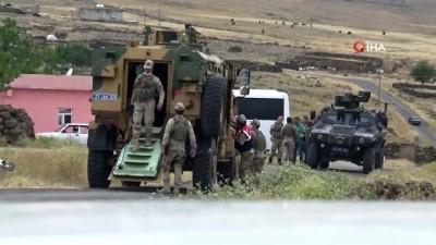 saglik ekibi -  Diyarbakır'da hayvan otlatma meselesi silahlı kavgaya dönüştü: 1 ölü, 1 yaralı
