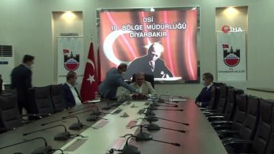 Diyarbakır'da korona virüs 54 can aldı, 205 vaka ile mücadele sürüyor