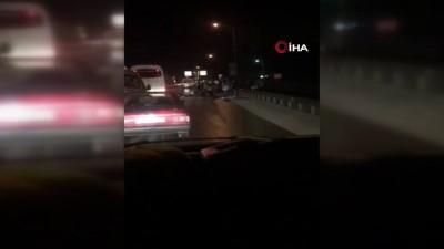 saglik ekibi -  Kontrolden çıkan otomobil takla attı: 2 yaralı
