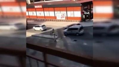 pompali tufek -  Sokak ortasında pompalıyla dolaşan şahıs yakalandı