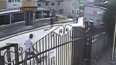 pompali tufek -  Sultanbeyli'de cinayet anı kamerada