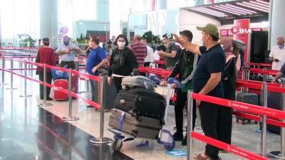Türk Hava Yolları, ABD'ye tarifeli uçuş başlattı