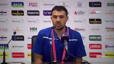 Yeni Malatyaspor Yardımcı Antrenörü Özer: 'Bizim için hayati bir maçtı'