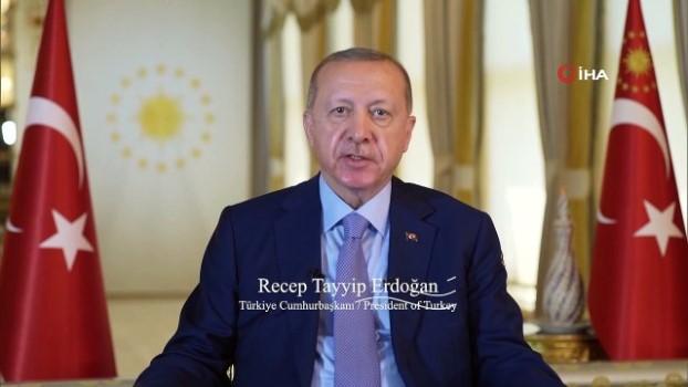 etnik koken -  -Cumhurbaşkanı Erdoğan: 'Irk, din, dil, etnik köken ayrımı yapmadan herkese kucak açtık'
