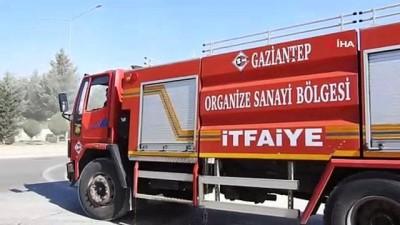 geri donusum -  Gaziantep'te 3 günde ikinci fabrika yangını