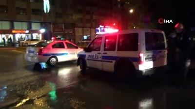 catisma -  Kahvehanede başlayan silahlı çatışma hastane bahçesine kadar devam etti:1 ölü, 6 yaralı