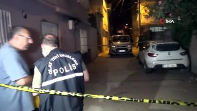pompali tufek -  Adana'da silahlı saldırı: 2 yaralı