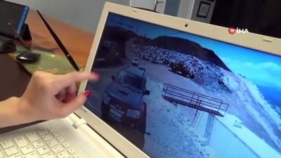 pompali tufek -  Avukatların pompalı tüfekle saldırıya uğradığı dehşet anları kamerada
