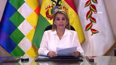 - Bolivya, 6 Eylül'de genel seçime gidecek