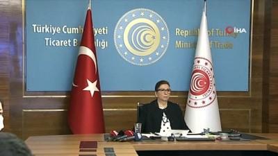 """Bakan Pekcan: """"Türk müteahhitlik sektörü 127 ülkede 400 milyar doların üzerinde proje üstlenmiş durumdadır"""""""