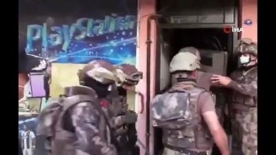 Gaziantep'te suç örgütüne operasyon
