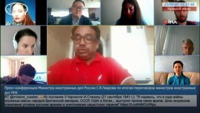 catisma -  - Lavrov'dan Libya açıklaması