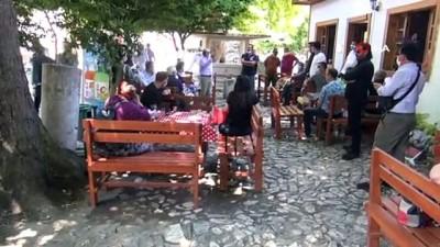 yabanci turist -  Muğla iç turizme yöneldi