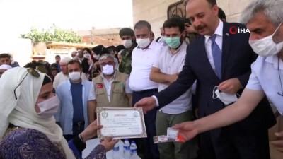 - Resulayn'da 132 Kuran öğreticisi törenle mezun oldu