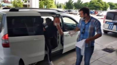 polis araci -  - Samsun merkezli sokak satılarına uyuşturucu operasyonu: 33 gözaltı