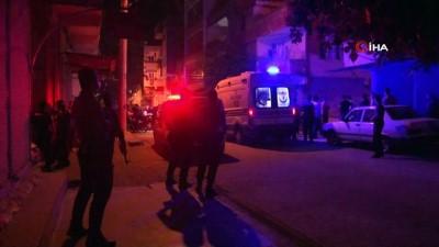 polis araci -  Şanlıurfa'da iki grup arasında silahlı kavga: 7 yaralı