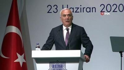 """TBB YKB Aydın: """"Bankalar salgın sürecinin yönetilmesine destek oldu"""""""