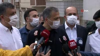 Vali Yerlikaya: 'Bir Suriyeli misafirimiz hayatını kaybetti'