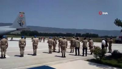 komando -  Barış Pınarı Harekatındaki görevlerini 9 ayda tamamlayan Boralar timi törenle karşılandı