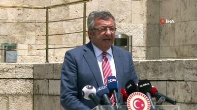 """CHP Grup Başkanvekili Altay: """"Yargı mensuplarının da kendine çeki düzen vermesini bekliyoruz"""""""