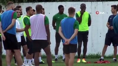 Denizlispor, Çaykur Rizespor maçının hazırlıklarını sürdürüyor
