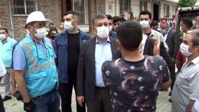 """siddetli yagis -  Esenyurt Belediye Başkanı Bozkurt: """"300 bina selden etkilendi"""""""