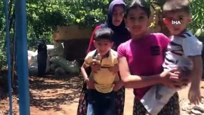 Fedakar annenin engelli çocukları için yol mücadelesi
