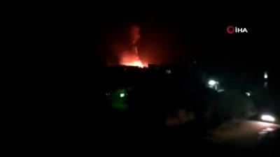 - İsrail savaş uçakları Suriye'yi vurdu: 14 ölü