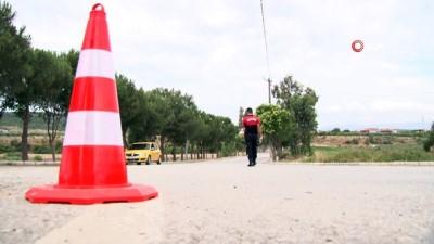 karantina -  İzmir Valiliği'nden vakaların arttığı o mahalle hakkında son dakika açıklaması...38 kişiye Covid-19 enfeksiyonu tanısı konuldu