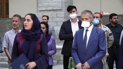 - TİKA'dan Afganistan'a sağlık malzemeleri yardımı