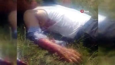 Traktör şarampole uçtu: 2 yaralı