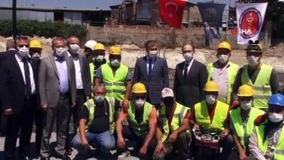 kapali alan -  Türkiye'nin ilk bakanlık onaylı hayvan hastanesinin temeli atıldı