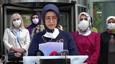 AK Parti Kadın Kollarından sokak hayvanları için 81 ilde ortak çağrı: 'Bir kap su bir kap mama bırak'