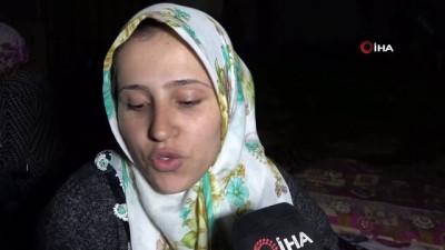 muhabir -  Depremde yararlanan hamile kadın İHA'ya konuştu