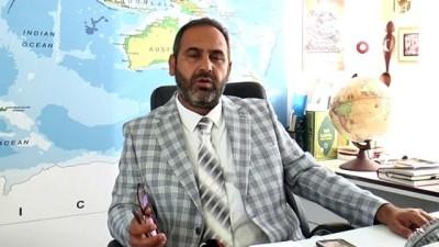 Doç. Dr. Şeyhanlıoğlu Ortadoğu'daki gelişmeleri değerlendirdi
