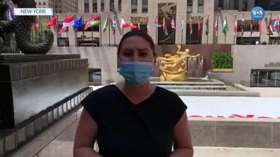 karantina - New York'ta Vaka Sayısı Azalıyor