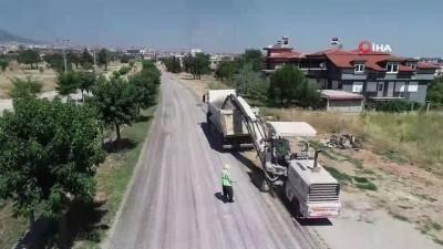 geri donusum -  3 bin kamyon dolusu toprak geri dönüştürülüyor