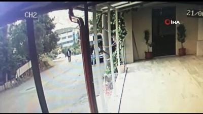 guvenlik kamerasi -  Çekçekçi kılığındaki kombi hırsızları İstanbul'da yakalandı