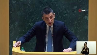 """strateji -  - Gürcistan Başbakanı Gakharia: """"Rus işgali ulusal güvenliğin temel sorunu"""""""