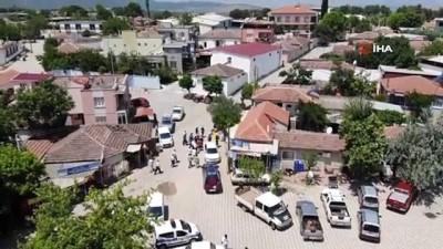 Manisa 5.5'lik depremle sarsıldı