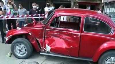 gorgu tanigi -  - Sancaktepe'de ehliyetsiz genç dehşet saçtı