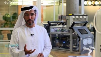 solunum cihazi - Sci-Tech: Dubai, Covid-19 ile savaşta kendi solunum cihazı ve teknolojisini kullanıyor