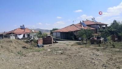 karantina -  Sungurlu'da 5 ev karantinaya alındı