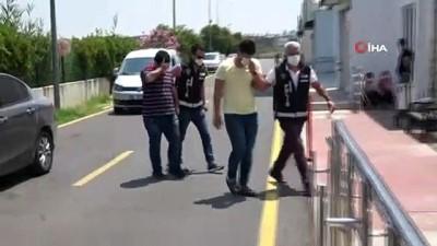 - Adana'da pos tefeciliği operasyonu: 18 gözaltı