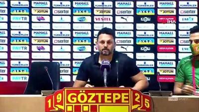 televizyon - Erol Bulut: 'Yediğimiz 3 gol bizim gibi bir takıma yakışmadı'